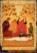 Новгородская школа, Положение во гроб, 1475-00. 91x63