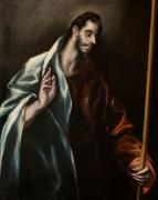Апостол Фома - Греко, Эль