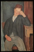 Молодой крестьянин - Модильяни, Амадео