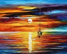Спокойное море - Афремов, Леонид (20 век)