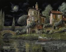 Темная ночь - Борелли, Гвидо (20 век)