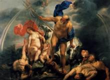 Нептун и Амфитрита - Йорданс, Якоб