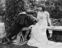 Сцена из спектакля Ромео и Джульетта