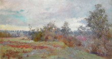 После осеннего дождя - Сазерленд, Джейн
