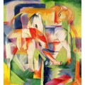 Слон, лошадь и корова - Марк, Франц