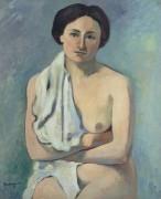 Обнаженная женщина - Манген, Анри