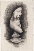 Торс Венеры (Torso of Venus), 1886 - Гог, Винсент ван