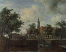 Хаарлемский замок, Амстердам - Хоббема, Мейндерт
