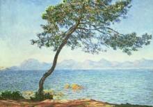 Горы Эстерель, 1888 - Моне, Клод