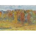 Осень, 1909 - Гассам, Чайльд