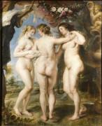 Три грации -  Рубенс, Питер Пауль