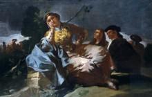 Свидание - Гойя, Франсиско Хосе де