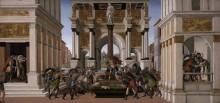 История Лукреции - Боттичелли, Сандро