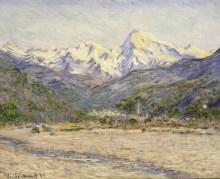 Долина реки Нервии - Моне, Клод