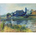 Сена в Шату - Ренуар, Пьер Огюст