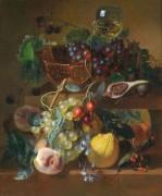 Натюрморт с фруктами - Равензвай, Адриана