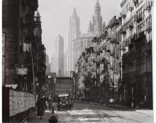 Улица Генри, 1935 - Эббот, Беренис