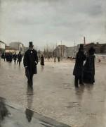 Похоронная процессия (После похорон) - Беро, Жан