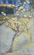 Цветущая груша (Pear Tree in Blossom), 1888 - Гог, Винсент ван