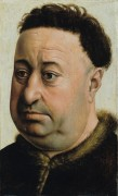 Портрет мужчины - Кампен, Робер