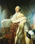 Портрет Людовика XVIПортрет Людовика XVI Портрет Людовика XVI,Антуан-Франсуа Callet. - Калле, Антуан-Франсуа