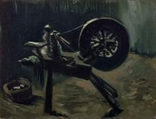 Прялка (Bobbin Winder), 1885 - Гог, Винсент ван