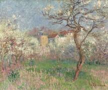 Весна, окраина Понтуаз 1920 - Луазо, Гюстав