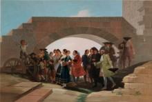 Свадьба - Гойя, Франсиско Хосе де