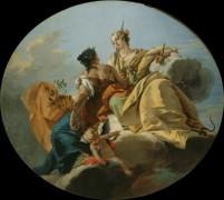Мир и Порядок - Тьеполо, Джованни Баттиста