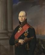Портрет адмирала Ф.Ф. Ушакова