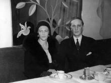 Юсуповы. Князь Юсупов с женой Ириной