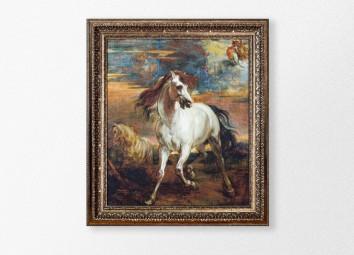 Лошадь Ахилла. Антонис Ван Дейк.