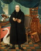 Портрет Мартина Лютера - Кеммелмейер, Фридрих