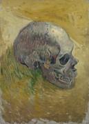 Череп (Skull), 1887 - Гог, Винсент ван