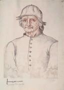 Портрет Иеронима Босха - Босх, Иероним (Ерун Антонисон ван Акен)