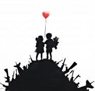 Дети и оружие - Бэнкси