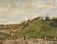 Холм Монмартр с каменоломней - Гог, Винсент ван