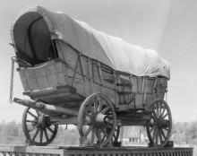 Вид вагона Пенсильвании - Гэндро,Филипп