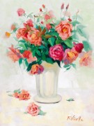 Розовые розы - Рэй, Винелла