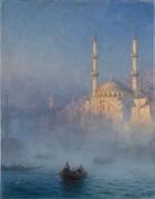 Порт в Константинополе - Айвазовский, Иван Константинович