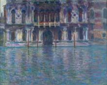 Палаццо Контарини - Моне, Клод