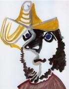 Персонаж, 1972 - Пикассо, Пабло
