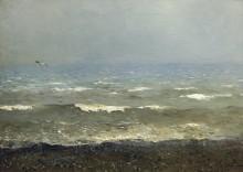 Берег Средиземного моря. 1890 - Левитан, Исаак Ильич
