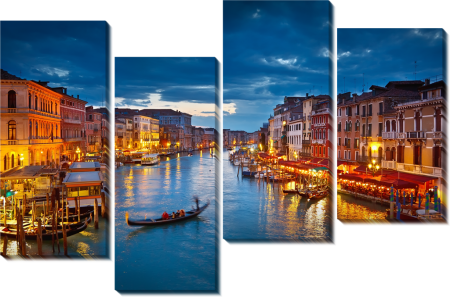 Венеция вечер
