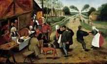 Фламандская  ярмарка - Брейгель, Питер (Младший)