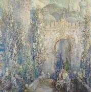 Ворота Завоевателя, Константинополь, 1932 -  Эдвардс,  Джордж
