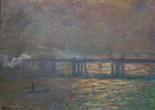Мост Чаринг-Кросс - Моне, Клод