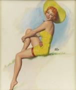 Желтая шляпка - Моран, Эрл