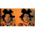 Жан-Мишель Баския (Jean-Michel Basquiat), 1984 - Уорхол, Энди