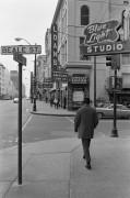 Пешехол на Бил-стрит